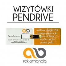 Pendrive - Reklamandia Agencja Reklamowa Wrocław