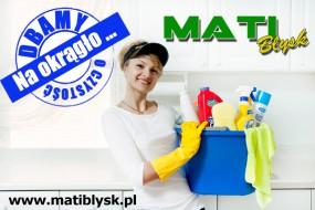 sprzątanie domków letniskowych - Przediębiorstwo Usługowo-Handlowe Nowa Kościelnica