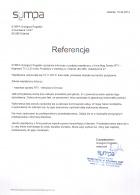 Referencja od firmy Sympa Grzegorz Rogalski