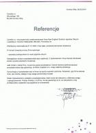 Referencja od firmy Księgarnia Cymelia