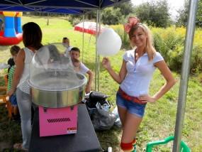 Wata cukrowa - HAPPY EVENT Imprezy dla Dzieci Szczecin