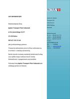 Referencja od firmy Leman Int. System Transport A/S