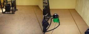 Pranie wykładziny na silowni - MJM Firma sprzątająca Zgierz