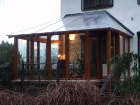 Wykonawstwo ogrodów zimowych - Meble Kuchenne Skwierzyna