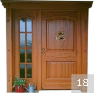 Okna drewniane cena