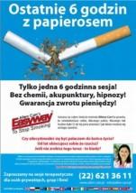 Sesje antynikotynowe dla firm i osób prywatnych. - Klinika Rzucania Palenia Allena Carra Warszawa