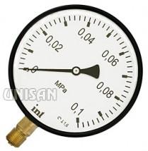 Manometr radialny 150mm 1bar - UNISAN - hurtownia hydrauliczna Gdańsk