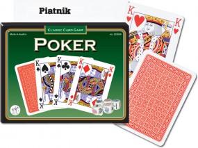 Karty do gry PIATNIK POKER  2320 - PENSTYLE F.H. Wojciech Jamiołkowski Warszawa