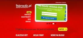 Projektowanie stron WWW - Agencja Interaktywna Interactiv.pl Sosnowiec