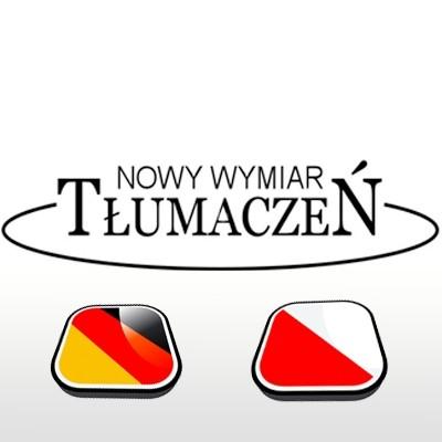 tłumaczenie niemiecki polski Blasen