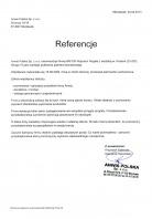 Referencja od firmy Anwis Sp.Zo.o