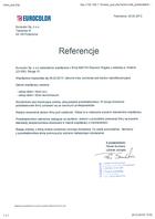 Referencja od firmy Eurocolor Sp. Zo.o
