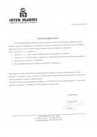 Referencja od firmy Inter Marmi