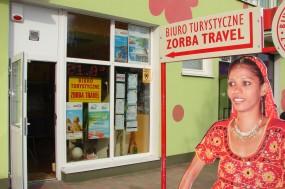 Usługi turystyczne - Zorba Travel s.c. Kapelusz A., Łojszczyk D. Skierniewice