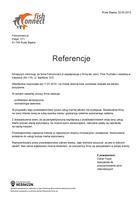 Referencja od firmy Fishconnect.pl
