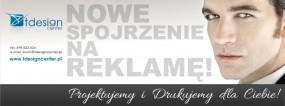 Projektowanie graficzne, druk, reklama - TDESIGN CENTER Tomasz Dobek Gorlice