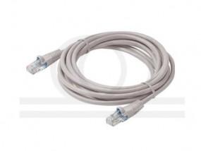 Kabel krosowy patchcord UTP/FTP kat.6 szary - Przedsiębiorstwo Handlowo Usługowe RFoG Tomasz Paszkowski Gryfice