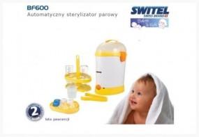 Automatyczny sterylizator parowy do butelek - tworzy-wo Arkadiusz Sadowski Sulejówek