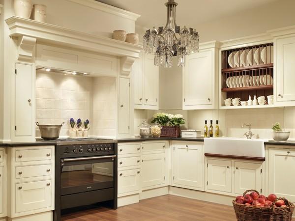 Meble kuchenne wykonywane na zamówienie, Francuski Styl   -> Kuchnia Angielska Meble Cena