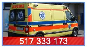 Transport Medyczny Łódź - DASMED - Transport Medyczny Sanitarny Chorych i Niepełnosprawnych Łódź