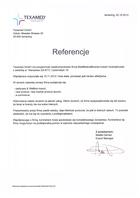 Referencja od firmy Texamed GmbH