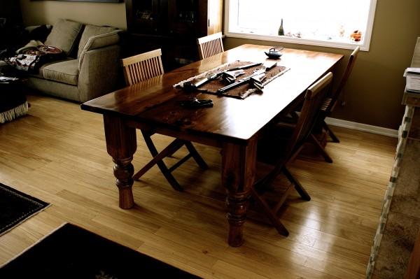 ręcznie robione sto�y drewniane � sto�y wroc�aw wa�brzych