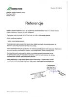 Referencja od firmy DAEDONG SYSTEM POLAND Sp.zo.o.