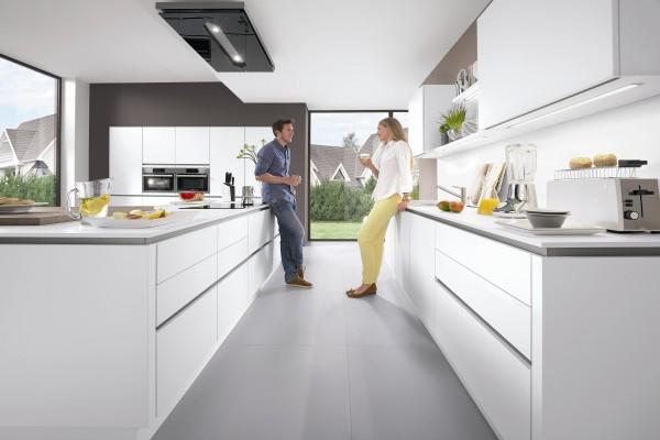 Meble kuchenne, fronty LASER 411 Nobilia – Kuchnie Nobilia   -> Kuchnie Nolte Fronty