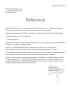 Referencja od firmy SPS Electronics sp. z o.o.
