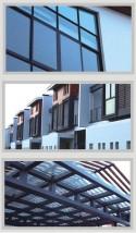 fasada aluminiowa szklana - SUPRA -ALUMINIUM Tczew