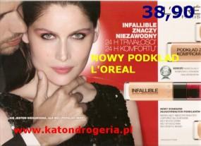 PODKŁAD DO TWARZY - Katon - Hurtownia kosmetyczno - drogeryjna Gliwice