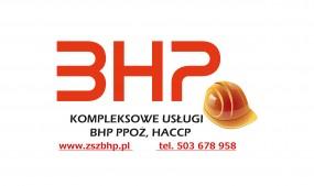 szkolenia bhp - Kompleksowe Usługi BHP PPOŻ Szczecin