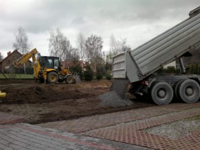 Przygotowanie terenu pod budowę cena