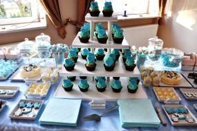 Torty babeczkowe cupcakes na wesele, rocznicę, imprezę firmową - Czekoladowe Niebo Zabrze