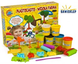 Ciastolina / Platociasto - BAWISKLEP Sklep Sportowy Turystyczny Zabawki Michałowice