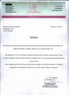 Referencja od firmy EKOMENTOR