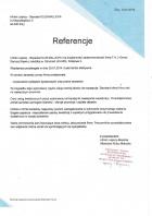 Referencja od firmy Adrian Lepszy-Bayaraa Klub Malucha
