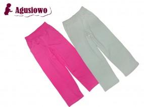 Spodnie dresowe dziewczece - Jolanta Wiśnioch - Agusiowo.pl Mińsk Mazowiecki