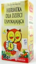 Herbatka dla dzieci uspakajająca Fix - Sklep zielarsko-medyczny ,,Ziołowy ogród  Grażyna Zielińska Łódź