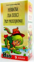 Herbatka dla dzieci przy przeziębieniu - Sklep zielarsko-medyczny ,,Ziołowy ogród  Grażyna Zielińska Łódź