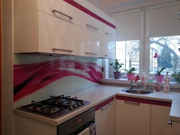 panele szklane do kuchni z grafik nadruk uv hartowane modern glass szk o modern glass. Black Bedroom Furniture Sets. Home Design Ideas