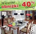 PROMOCJA - Ryguła Bogdan - Salon Meblowy, BLACK RED WHITE I MEBELTON Chełm Śląski