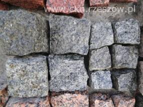 Kostka granitowa zielona - Centrum Kamienia Naturalnego Świlcza