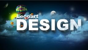 Profesjonalne projektowanie graficzne - Leopart Design Olesno