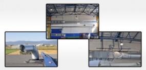 Instalacje wentylacyjne - PHU  AIR-COOL  Pieszyce