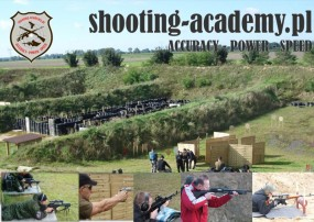 strzelanie - Strzelnica Shooting-Academy.pl Parzęczew