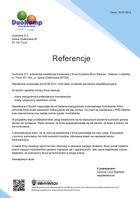 Referencja od firmy DuoKomp S.C.