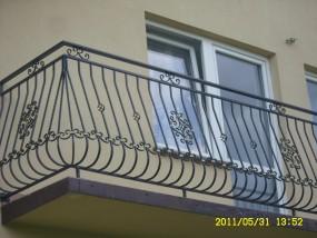 Balustrada balkonowa cena