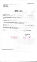Referencja od firmy Szkoła Podstawowa Nr.5 im. Zofii Niedziałkowskiej