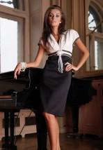 Elegancka sukienka damska Pretty Women - Odzież damska sklep internetowy Piwniczna-Zdrój